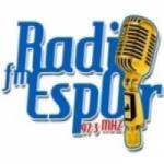 Logo da emissora Radio Espoir 97.3 FM