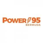 Logo da emissora Radio Power 95 94.9 FM