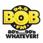 Logo da emissora Radio Bob 94.9 FM