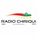 Logo da emissora Radio Chiriquí 106.9 FM