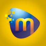 Logo da emissora Rádio Mega Ata