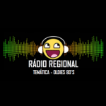 Logo da emissora Radio Regional Oldies 80's