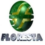 Logo da emissora Rádio Floresta 104.7 FM
