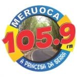 Logo da emissora Rádio Meruoca FM