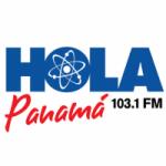 Logo da emissora Radio Hola Panamá 103.1 FM