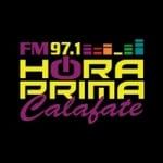 Logo da emissora Radio Hora Prima 97.1 FM