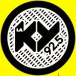 Logo da emissora Radio La KY 92.5 FM