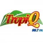 Logo da emissora Radio Tropi Q 99.7 FM