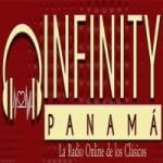 Logo da emissora Radio Infinity Panamá