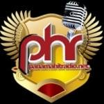 Logo da emissora Panamá Hit Radio