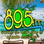 Logo da emissora Radio Portobelo 89.5 FM