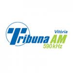 Logo da emissora Rádio Tribuna 590 AM
