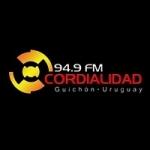 Logo da emissora Radio Cordialidad 94.9 FM