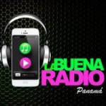 Logo da emissora La Buena Radio Panamá