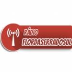 Logo da emissora Rádio Flor da Serra do Sul 104.9 FM