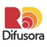 Logo da emissora Rádio Difusora 640 AM