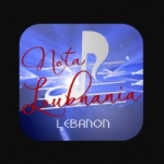 Logo da emissora Radio Nota Loubnania