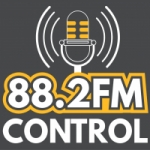 Logo da emissora Radio Control Music 88.2 FM