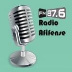 Logo da emissora Rádio Popular Afifense 87.6 FM