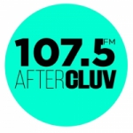 Logo da emissora Radio Aftercluv 107.5 FM
