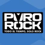 Logo da emissora Radio Puro Rock