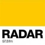 Logo da emissora Rádio Radar 97.8 FM