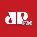 Logo da emissora Rádio Jovem Pan 102.3 FM