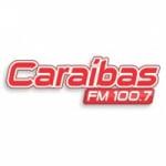 Logo da emissora Radio Caraíbas 100.7 FM
