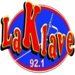 Logo da emissora Radio La Klave 92.1 FM