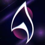 Logo da emissora Radio Fuego 107.7 FM