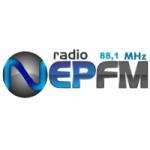 Logo da emissora NEP FM