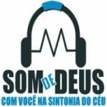Logo da emissora Rádio Som de Deus