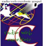 Logo da emissora Rede Excelsoic Gospel