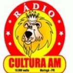 Logo da emissora Rádio Cultura 1390 AM