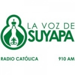Logo da emissora Radio La Voz de Suyapa 910 AM