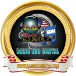 Logo da emissora Radio Eco Digital
