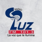 Logo da emissora Radio Luz 101.3 FM
