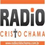 Logo da emissora Rádio Cristo Chama