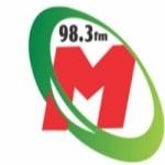 Logo da emissora Rádio Machadinho 98.3 FM