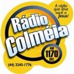 Logo da emissora Rádio Colméia 1170 AM