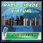 Logo da emissora Rádio Cidade Virtual