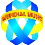 Logo da emissora Rádio Mundial Music