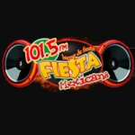 Logo da emissora Radio Fiesta Mexicana 101.5 FM