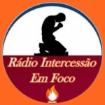 Logo da emissora Rádio Intercessão em Foco