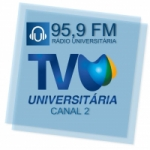 Logo da emissora Rádio Universitária UFRR 95.9 FM