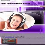 Logo da emissora Rádio Tocantins FM