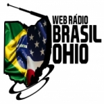 Logo da emissora Web Radio Brasil  Ohio