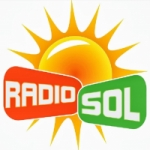 Logo da emissora Rádio Sol 104.9 FM