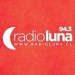 Logo da emissora Radio Luna 94.3 FM