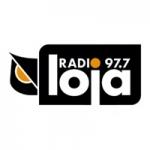 Logo da emissora Radio Loja 97.7 FM